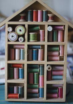 Thread house