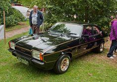 1975 Ford Capri 2000 GTS JPS Edition