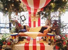 POPCORN★CIRCUS はじけるとびだす おかしなサーカス 人生はポップコーンみたいに 面白い出会いが反応しあって愉快な今になる artdirection…
