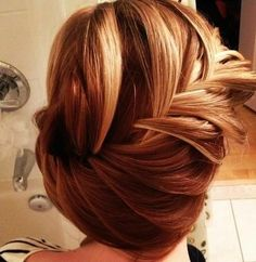 pretty hair - Hairstyles and Beauty Tips nice one