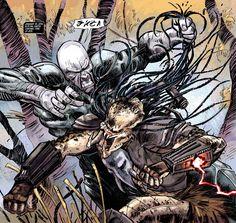Predator vs Engineer (Prometheus)
