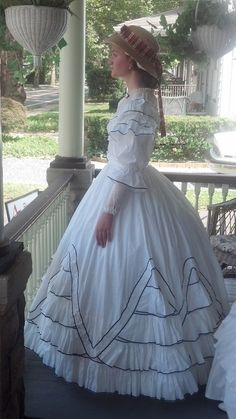 A Dedicated Follower of Fashion: Early/Mid-Victorian