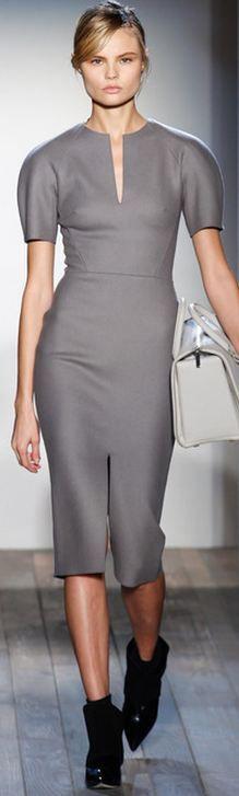 Victoria Beckam FALL 2013 RTW - NYFW ♥✤ | Keep the Glamour | BeStayBeautiful