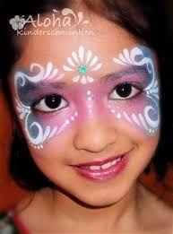 Bildergebnis für prinzessin schminken fasching anleitung