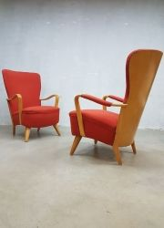 rare vintage design lounge chairs Cees Braakman www.bestwelhip.nl