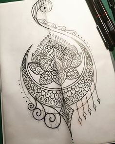 For Kiely #tattoo #tattooart #tattoodesign #design #drawing #art #sketch #penandink #handdrawn #mehndi #mandala #iblackwork #domholmestattoo #theblacklotusstudio #mondayfunday