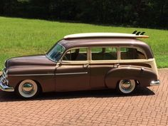 1950 Chevrolet Other TIN WOODY | eBay