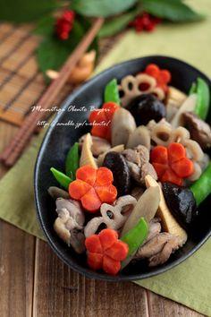 2012★ママン宅のおせち。の画像   あ~るママオフィシャルブログ「毎日がお弁当日和♪」Powered by Ameba