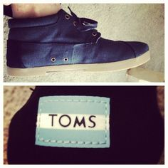 High top Toms. I really, really want these.