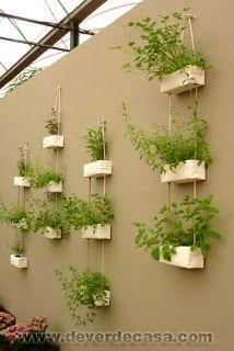 De Verde Casa: Hortas e paisagismo na Expoflora 2012