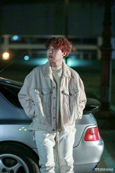 #jhope 1st mixtape <Airplane> MV Sketch  more photos @방탄소년단 on Fb