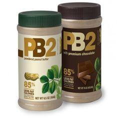 PB2 and Chocolate PB2 Combo