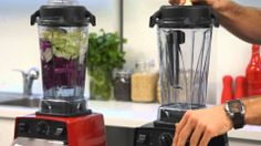 How to do Wet & Dry Chopping in a Vitamix Blender by Raw Blend