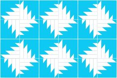 shortcut block / buzz saw square pieces Sewing School - your online source for all things sewing — Tutorial: Buzz Saw Quilt Block