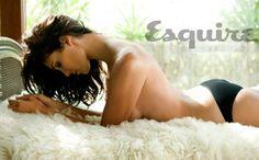 Daniela Ruah See Through   Daniela Ruah - Esquire Magazine Sept 2011 - IStarCelebs
