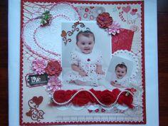 Love, Scraps of Elegance February Lovesong Kit - Scrapbook.com