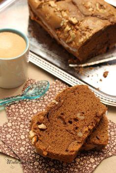Cake au café praliné et plus si affinité