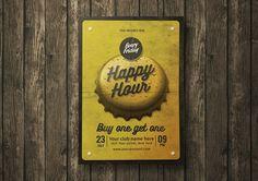 Vintage Happy Hour  @creativework247