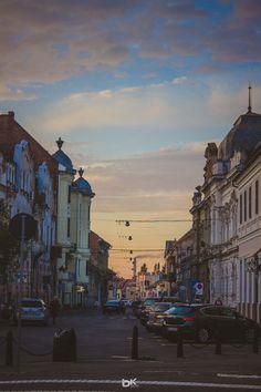 Prin Oradea: Strada Moscovei   Oradea in imagini