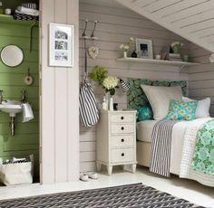 Decorating Your Attic Bedroom