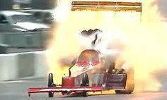 NHRA Top Fuel Dragster | Speed | Still picture from Doug Herbert's Facebook | Fun!