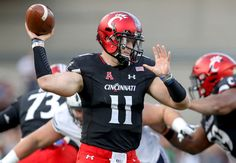 "Gunner Kiel hoping next stop in his long and winding journey is a place in NFL = ST. PETERSBURG, FL. — At the top of the list of players who can truly say they're happy just to be here at the East-West Shrine Game this week is former Cincinnati quarterback Gunner Kiel. ""It's amazing….."