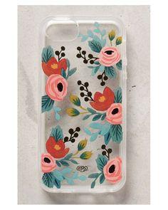 Dessiner des petites fleurs sur votre coque de téléphone pour la customiser !  Draw little flowers on your phone case, a diy for customize her