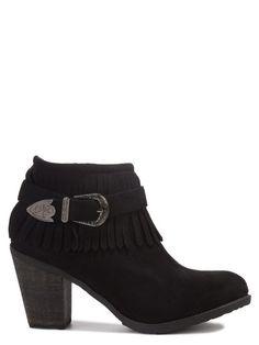 Women's ankle boots BELLUCCI Milano - černá