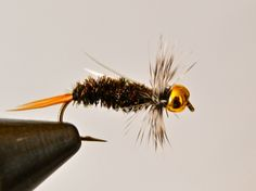 How to Tie a Bead Head Prince's Nymph for Fly Fishing