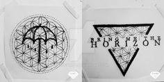Trendy music tattoo designs bring me the horizon ideas Bmth Tattoo, Tattoo Band, Tattoo Diy, Lyric Tattoos, Tattoo Quotes, Wolf Tattoos, Finger Tattoos, Sexy Tattoos, Unique Tattoos