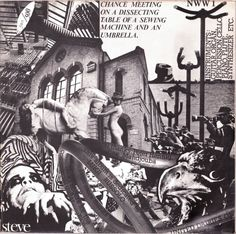 Nurse With Wound - Chance Meeting On A Dissecting Table Of A Sewing Machine And An Umbrella at Discogs