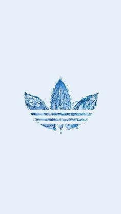 Adidas Liquid Wallpaper