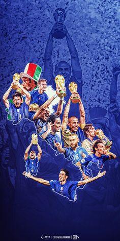Football Wallpaper Iphone, Team Wallpaper, Mobile Wallpaper, Hot Football Fans, Football Art, Italia Soccer, Italy National Football Team, Touko Pokemon, Soccer Pictures