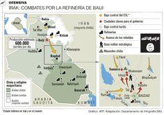 Obama no atacará con drones en Irak para detener avance yihadista