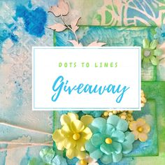 Hello friends,Today we are excited and want to share our happiness with you! Dots to Lines has officially completed two years last month and we are having a giveaway.There will be two winners chosen randomly. Details of giveaway- https://dotstolinesblog.wordpress.com/2017/06/05/second-anniversary-giveawayOpen internationally!