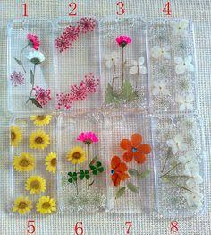 *****Real Pressed Flower case,pressed flower iphone 5c case,Daisy iPhone 4s 4 Case,pressed flower iphone 5 case,Pressed flower Phone case    *****We