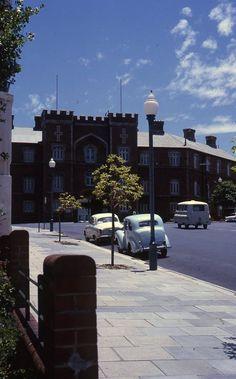 Pension Barracks, 1960s