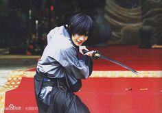 Soujiro - Rurouni Kenshin - The Kyoto Fire