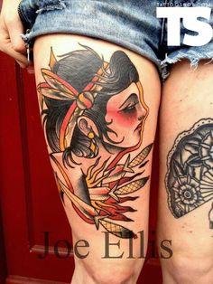 Best tattoo studios newcastle — 2