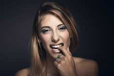 Funny Face  PH: @colourstudioit  www.eschic.it/cataloghi/funny-face/
