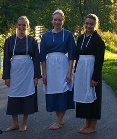 amish community women - Google Search