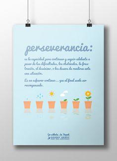PERSEVERANCIA - Por qué al final, con perseverancia se consiguen las metas.