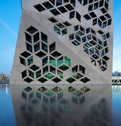 bicentennial civic center | detail ~ ggmpu arquitectos