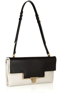 lanvin miss sartorial leather bag
