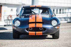 1963 Jaguar E-Type 3.8L FHC