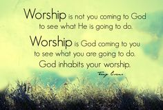 Worship Quotes Worship Leader Quote  Worship  Pinterest  Leader Quotes Worship .