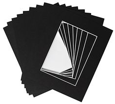 Pre-Cut Mat with White Core Bevel Cut - 8 x 10 Inch for 5 x 7 Inch Pictures (Pack of 10) Americanflat http://www.amazon.com/dp/B010UVMOB6/ref=cm_sw_r_pi_dp_onBnwb0RR9NW6