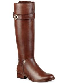 Tommy Hilfiger Gallop Wide Calf Riding Boots