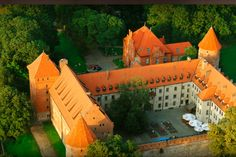 Bytow castle