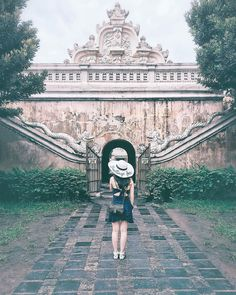 Taman Sari Water Castle, a beautiful place with an amazing architecture in Photo by: IG Tumblr Photography, Street Photography, Borobudur, Bali Travel, Beautiful Architecture, Travel Inspiration, Beautiful Places, Folk, Castle